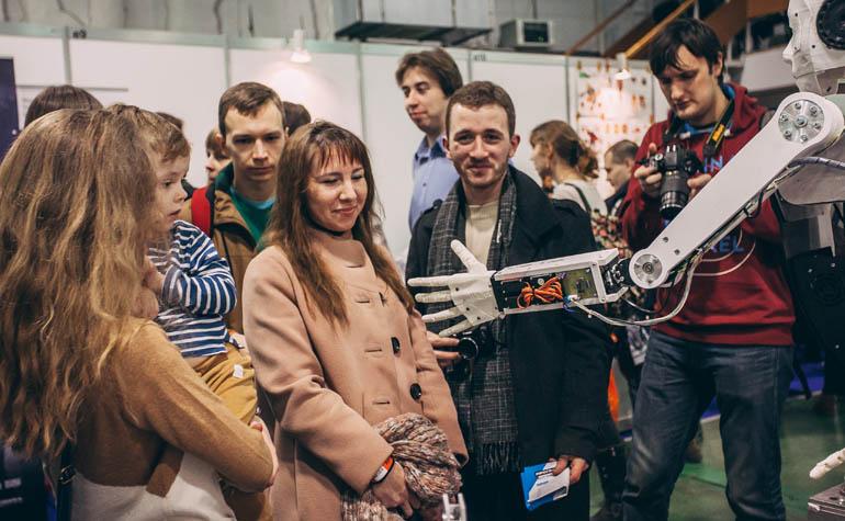 Итоги Выставки Robotics Expo 2015