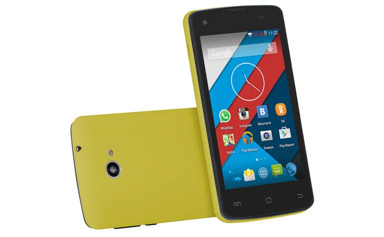 компактный смартфон Highscreen Spark 2