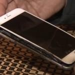 Очередной случай возгорания iPhone