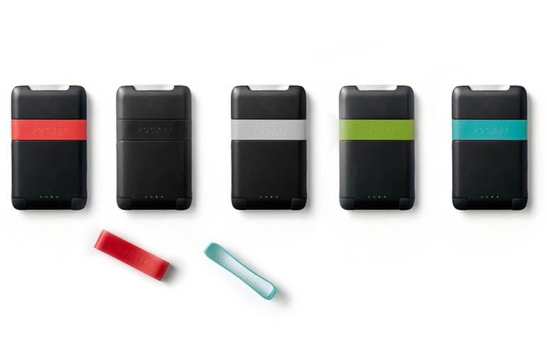 проект «Pocket» – бумажник и портативный аккумулятор
