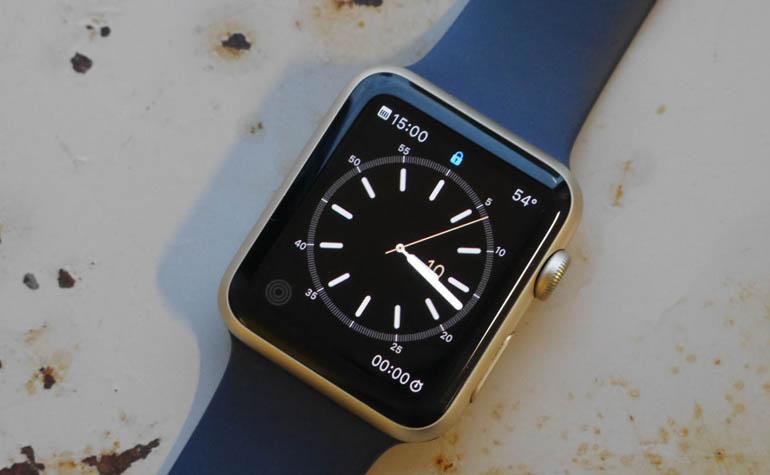 Apple Watch 2 с круглым корпусом?