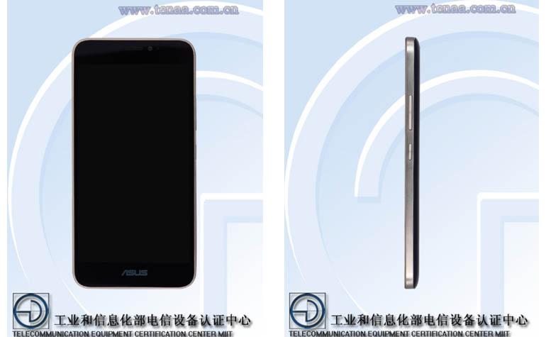 Новый смартфон от Asus - Pegasus X005