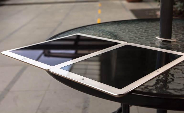 планшет Chuwi Hi12 - потенциальный конкурент Apple iPad Pro