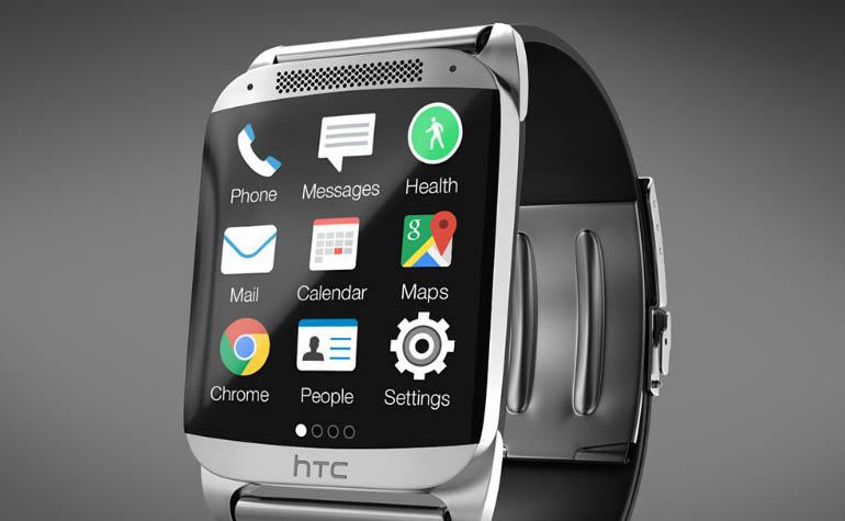 HTC smart-watch
