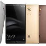 Новый флагман Huawei Mate 8 представлен официально