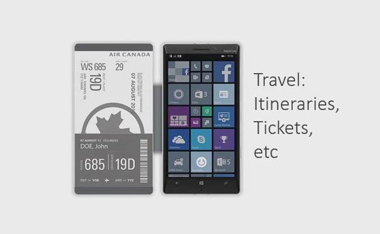 Чехол для смартфона Lumia со встроенным экраном