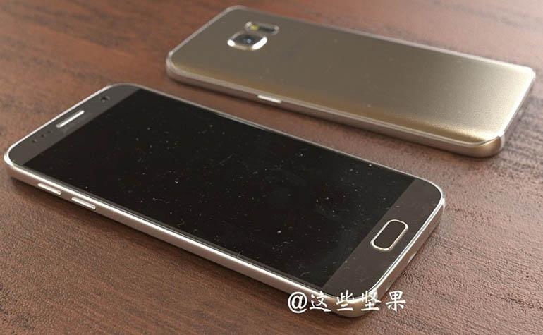 Свежие изображения Samsung Galaxy S7