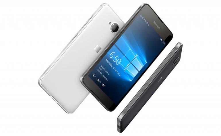 Продажи Lumia 650 стартуют 18 февраля