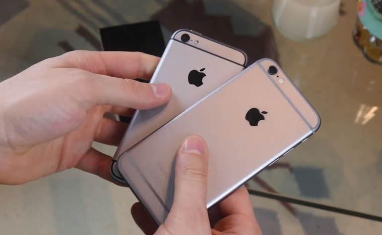 Видеообзор неанонсированного iPhone 5se