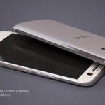 HTC M10 рендер