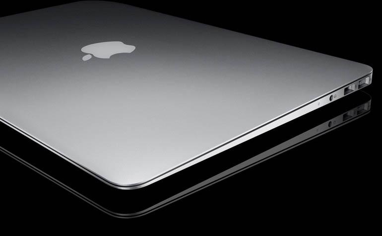 Новые ультрапортативные ноутбуки Apple