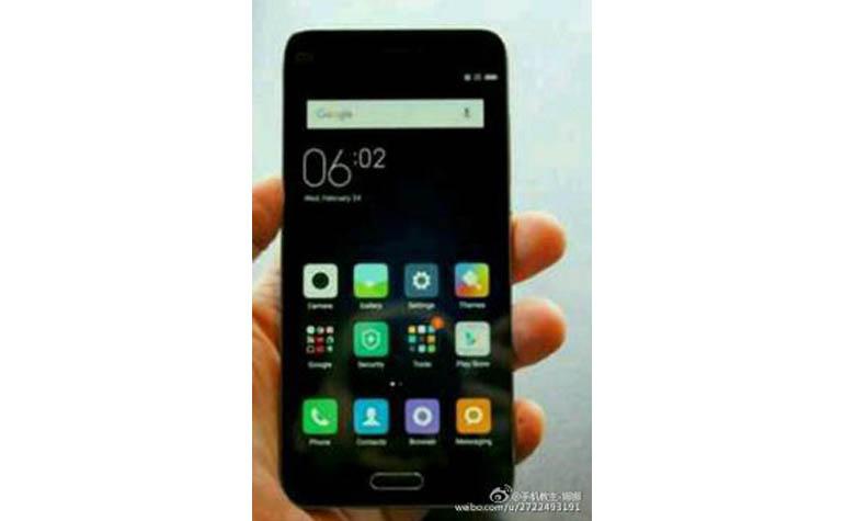 Новый 4,3-дюймовый смартфон от Xiaomi