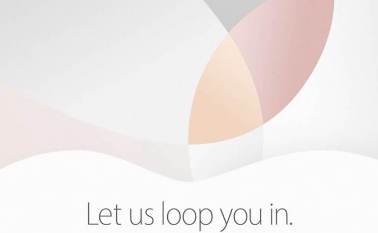 21 марта официальная презентация Apple