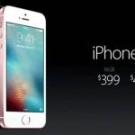 Apple официально представила iPhone SE и новый iPad