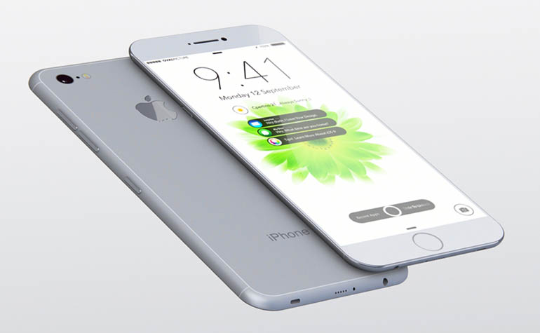 iPhone 7 - новые слухи