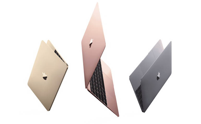 обновленный 12-дюймовый MacBook