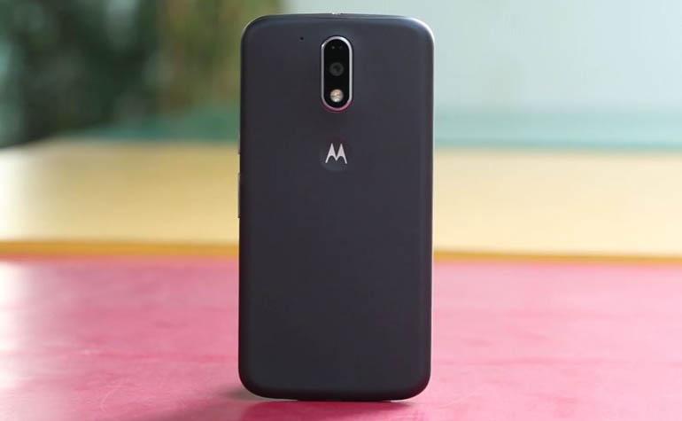 Смартфоны Moto G4 и Moto G4 Plus