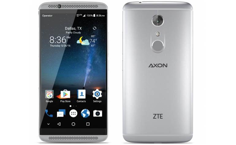 Новый флагман ZTE Axon 7