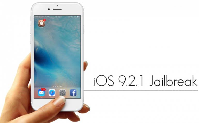 Джейлбрейк iOS 9.2.1