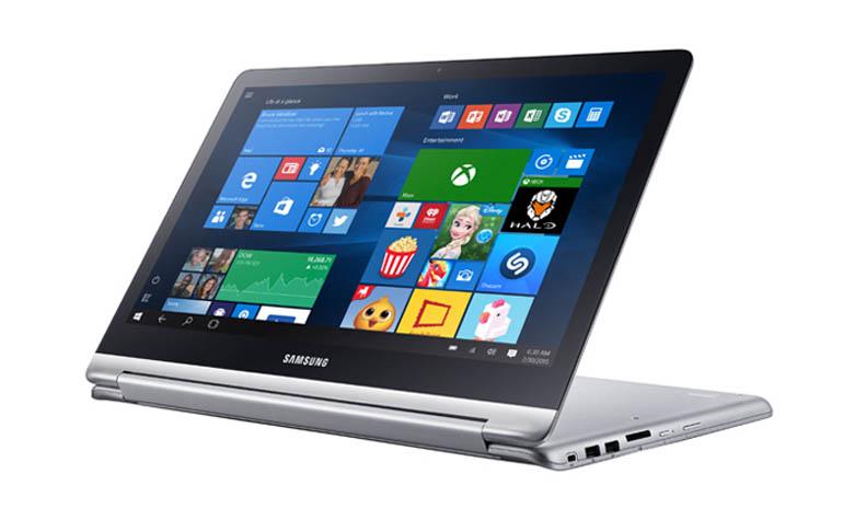 Новый ноутбук Notebook 7 Spin от Samsung Mapitom Ru