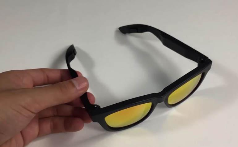 Музыкальные очки Zungle Panther