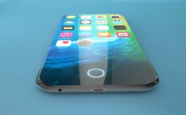 Прототип iPhone 7