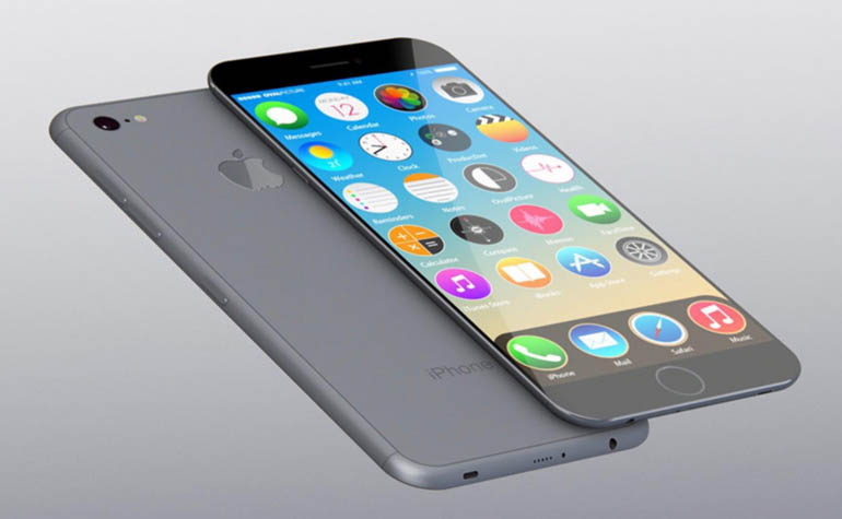 iPhone 7 получит сенсорную кнопку «Home»