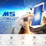 Очередной неубиваемый смартфон из Китая