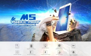 Неубиваемый китайский смартфон Leagoo M5