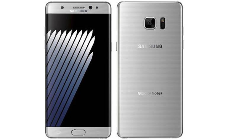 Пресс-фото Samsung Galaxy Note 7