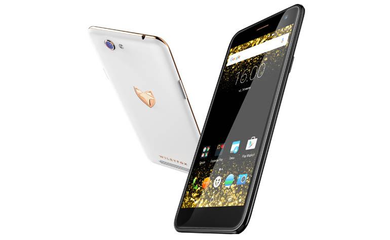 новый смартфон Wileyfox Spark