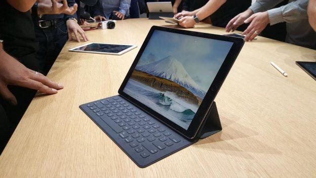 Первые фотографии iPad Pro 2