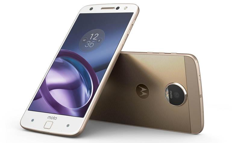 Модульный смартфон Moto Z Play