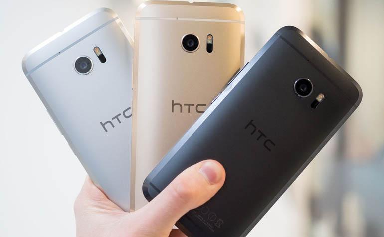 HTC 10 получит обновление до Android 7.0