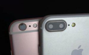 iPhone 7 в трех версиях появились на видео