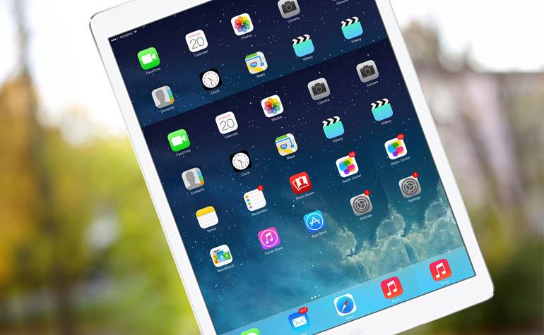 iPad Pto 10,5 с AMOLED дисплеем