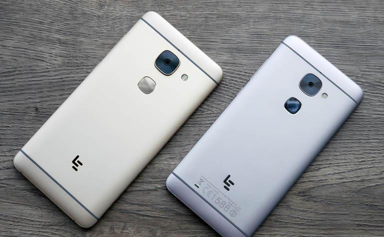 смартфоны LeEco Le 2 и LeEco Le Max 2