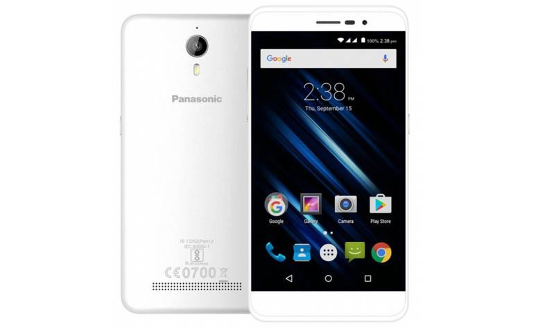 Panasonic P77 - бюджетный смартфн