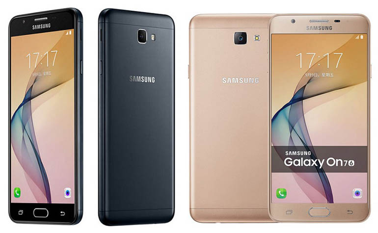 Samsung Galaxy On7 2016 и Galaxy On5 2016