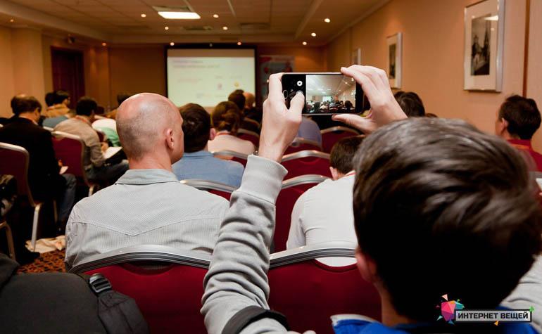 Выставке «Интернет вещей» - международная Битва стартапов