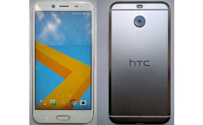 «живые» фото смартфона HTC Bolt