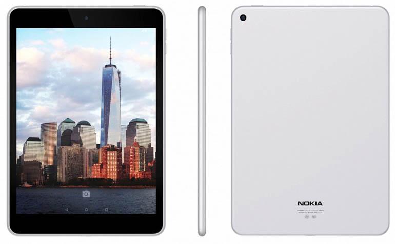 Nokia D1C - новый планшет компании?