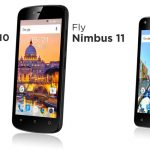 Новый смартфоны FLY nimbus 10 и 11