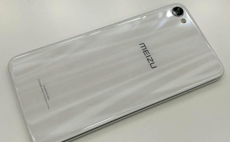 Новый смартфон от компании Meizu - Meizu M3X