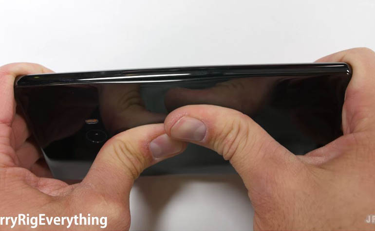 Тест смартфона Xiaomi Mi MIX