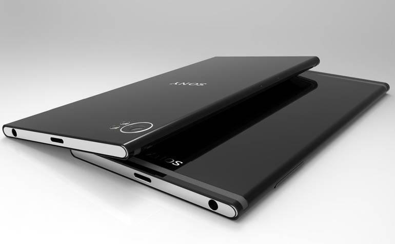 новые аппараты Sony xperia на CES 2017