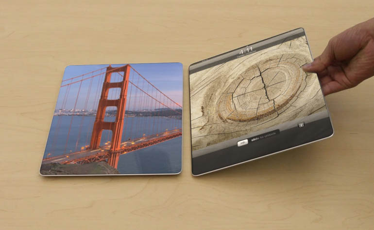 Новый 10,9-дюймовый iPad