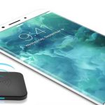 iPhone 8 с поддержкой беспроводной зарядки