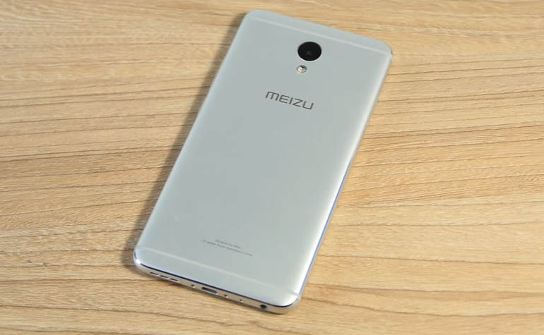 новый смартфон Meizu M5 Note