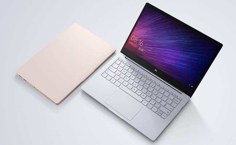 обновленный ноутбук Xiaomi Mi Notebook Air